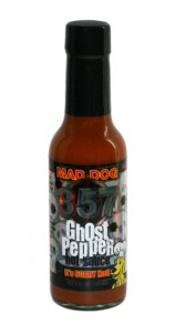 357 Mad Dog Ghost Pepper Hot Sauce