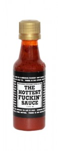 The Hottest Fuckin Sauce Mini