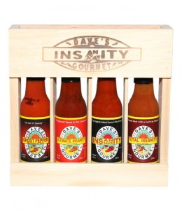 Daves 4-Pack Super Hot Sauces