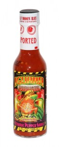 Iguana Radioactive Atomic Pepper Sauce