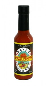 Daves Ghost Pepper Hot Sauce