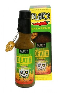 Blairs Jalapeno Death Sauce with Tequilla