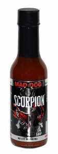 357 Mad Dog Scorpion Hot Sauce