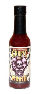 High River Grapes of Wrath Hot Sauce