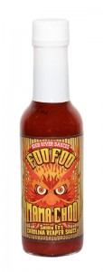High River Foo Foo Mama Carolina Reaper Sauce