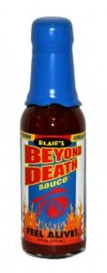 Blairs Beyond Death Hot Sauce