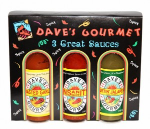 Daves Spicy 3-pack