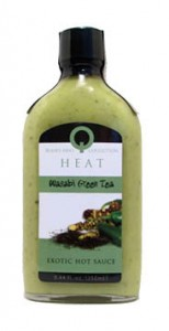 Blairs Q Heat Wasabi Green Tea