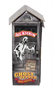 Ass Kickin Ghost Pepper Haunted House
