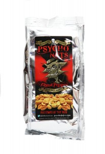 Psycho Nuts - Ghost Pepper Killer Naga Peanuts
