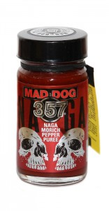 357 Mad Dog Naga Morich Puree