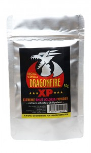Dragonfire XP Extreme Bhut Jolokia Powder