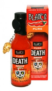 Blairs Pure Death Sauce with Jolokia